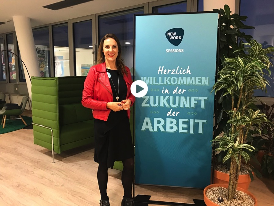 Zukunft braucht Haltung: Meine New Work Session in Wien